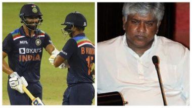 Rajasthan Royals Takes a Subtle Jibe At Arjuna Ranatunga After India Wins ODI Series Against Sri Lanka