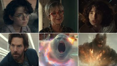 Ghostbusters – Afterlife Trailer: Paul Rudd, Finn Wolfhard, McKenna Grace Enter the Ghost-Catching Business (Watch Video)