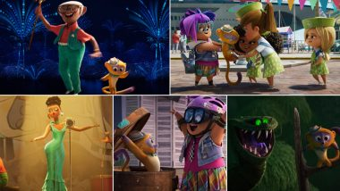 Vivo Trailer: Lin-Manuel Miranda's Musical Honey Bear Avatar Is on a Mission To Make Two Lovers Meet (Watch Video)