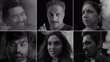 Navarasa: Suriya Sivakumar, Vijay Sethupathi's Anthology Series to Premiere on August 6, Check Out the Mind-Boggling Teaser (Watch Video)
