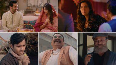 14 Phere Trailer: Vikrant Massey and Kriti Kharbanda's Shaadi Looks One Hell of a Ride (Watch Video)
