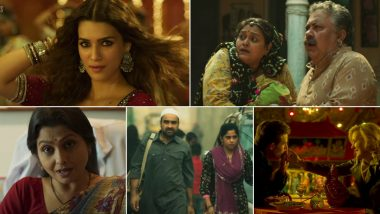 Mimi Trailer: Kriti Sanon And Pankaj Tripathi's Movie On Surrogacy Promises To Be A Hilarious Ride (Watch Video)