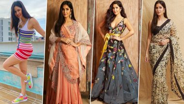 Katrina Kaif Birthday: She's a Fashion Goddess Whom We Don't Mind Worshipping (View Pics)