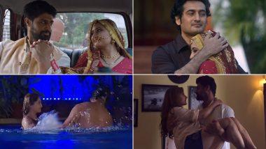 Tandoor Song Tujh Bin: Rashami Desai and Tanuj Virwani's Romance Looks Out of the World (Watch Video)