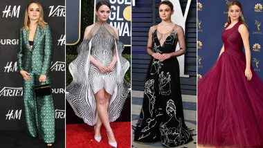 Joey King Birthday: Vibrant Colours, Bold Designs and Simple Cuts, Her Wardrobe is All Things 'Pretty and Nice'