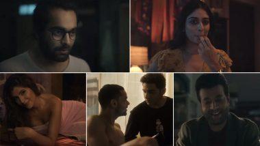 Chutzpah Trailer: Varun Sharma, Manjot Singh Seek Romance, Sex and More on Web in Dinesh Vijan's OTT Debut (Watch Video)