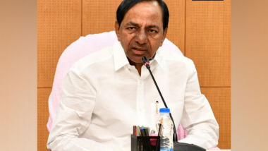 India News | CM KCR Instructs Officials to Be on High Alert as Heavy Rains Batter Telangana