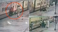 RPF Personnel Saves Woman From Running Over By Moving Train; 'Life is Not Like Scene Of Bollywood Film', Says Indian Railways