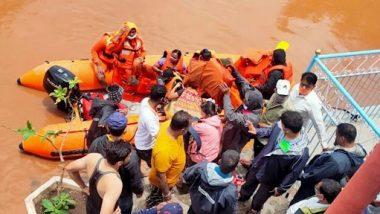 Maharashtra Floods: 164 Dead After Heavy Rainfall Triggers Floods, Landslides in Several Districts; Kolhapur, Raigad, Sangli, Ratnagiri Worst Affected