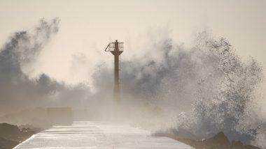 2020 Tokyo Olympics Brace for Typhoon As Tropical Storm Nepartak Intensifies