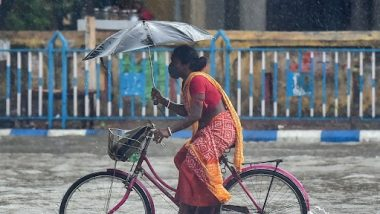Monsoon 2021 Forecast: Delhi, Haryana, UP and Parts of North India Brace for More Heavy Rains, Thunderstorm and Lightning Today
