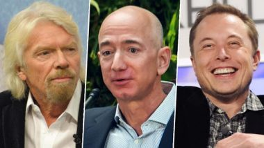 Richard Branson, Jeff Bezos and Elon Musk: Know How and When The Rich Billionaires are Riding Their Own Rockets into Space