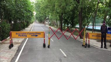 Madhya Pradesh: Educational Institute in Indore Declares 'No Vehicle Zone' on Campus in Effort To Save Squirrels