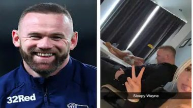 Wayne Rooney Claims He Was Blackmailed After his Pictures With Three Semi-Nude Women in a Hotel Room Were Leaked Online