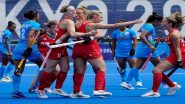 Indian Women's Team Hockey Coach Sjoerd Marijne Fumes After Team's Dismal Performance Against Great Britain in Tokyo Olympics 2020