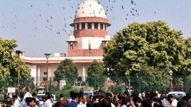 AGR Case: Supreme Court to Pronounce Interim Judgement on Pleas of Bharti Airtel, Vodafone Idea on AGR Calculation Tomorrow