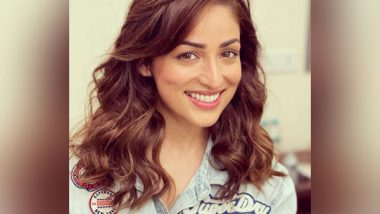 Entertainment News | Yami Gautam Extends Birthday Wish to Her 'camera Shy' Father with Unseen Video
