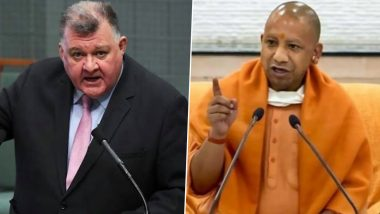 Australian MP Craig Kelly Lauds UP Government's COVID-19 Management, Says 'Any Chance They Could Loan Us Their Chief Minister Yogi Adityanath'