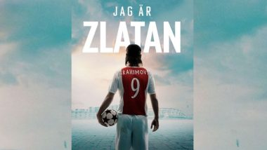 I Am Zlatan, Zlatan Ibrahimovic's Biopic's Release Date Announced by Footballer Himself (Check Details)