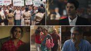 200 Halla Ho Trailer: Rinku Rajguru, Barun Sobti, Amol Palekar's Intense Legal Drama Raises Strong Voice Against Caste Oppression and Injustice (Watch Video)