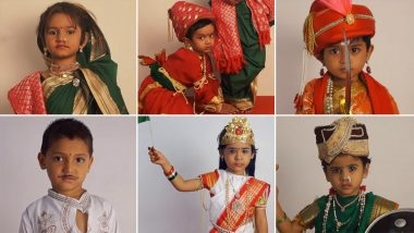 Independence Day 2021 Fancy Dress Ideas for Kids: From Mahatma Gandhi to Bal Gangadhar Tilak, Here Are Icons You Can Dress Your Kids as on August 15