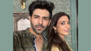 Bhool Bhulaiyaa 2: Kartik Aaryan Is Back on the Sets of His Horror Comedy Film, Shares Picture With Tabu
