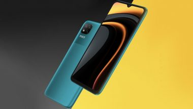 Poco Sells Over 20 Lakh Units of C3 Smartphone in India