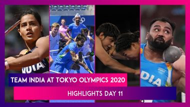 Team India at Tokyo Olympics 2020, Highlights And Results of August 03