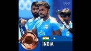 India Beats Germany 5-4 in Tokyo Olympic 2020; India's First Olympic Medal in Hockey Since 1980