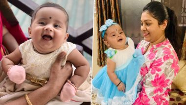 Pune: Vedika Shinde, Baby Girl Who Was Diagnosed with SMA Type-1, Dies