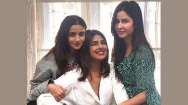 Jee Le Zaraa: Priyanka Chopra Jonas Shares Story Behind How Farhan Akhtar's Film, Co-starring Katrina Kaif and Alia Bhatt, Became Possible!