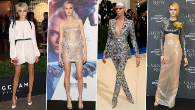 Cara Delevingne Birthday: 7 Times She Took the Fashion World By Storm in Her Oh-So-Sexy Outfits (View Pics)
