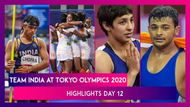 Team India at Tokyo Olympics 2020, Highlights And Results of August 04