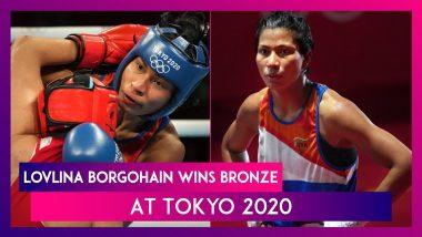 Lovlina Borgohain Wins Bronze Medal At Tokyo Olympics 2020