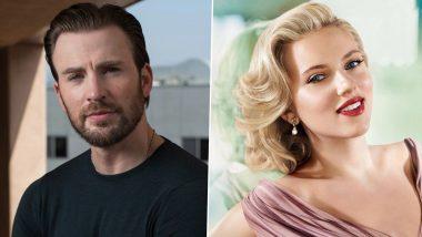 Ghosted: Marvel Stars Chris Evans and Scarlett Johansson Are Reuniting for Apple's Romantic Adventure Film