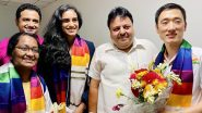 PV Sindhu Reacts After Returning Home From Tokyo 2020, Says, 'I Am Happy and Excited' (Watch Video)