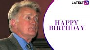 Martin Sheen Birthday Special: 9 Memorable Quotes of the Hollywood Actor Whom You 'Loved in Wall Street'!