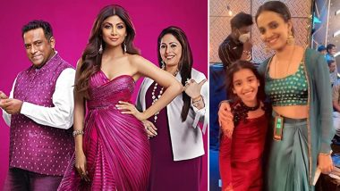 Super Dancer 4: Shilpa Shetty to Perform 'Kanjak Pooja' for Contestant Arshiya in Sony TV's Dance Reality Show