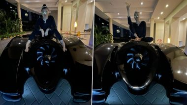 Batmobile in Bollywood! Ahmed Khan Surprises Wife by Gifting a Limited Edition Supercar, Bollywood Celebs React to Viral Pics