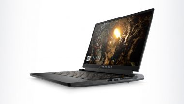 Dell Alienware m15 R5 & Alienware m15 R6 Laptops Launched in India From Rs 1,34,990