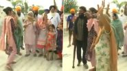 Indian Men's Hockey Team Wins Bronze Medal in Tokyo Olympics 2020; Player Gurjant Singh's Family Celebrates the Victory in Amritsar (Watch Video)