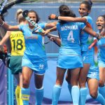 Indian Women's Hockey Team Reach Maiden Olympics Semifinal After 1-0 Win Over Australia At Tokyo 2020