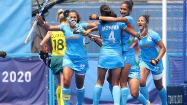 Gurjit Kaur Goal Video: Watch Moment When India Women's Hockey Team Secured Historic Semis Berth at Tokyo Olympics 2020