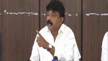 India News   Chandrababu Naidu Used Weaker Sections as Vote Bank, Alleges Andhra Pradesh Minister