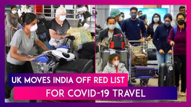 UK Moves India Off Red List For Covid-19 Travel, Know More About Passengers From Amber List Countries