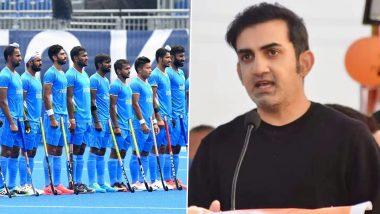 Gautam Gambhir Rates India's Hockey Bronze At Tokyo Olympics 2020 Over Cricket World Cup Triumphs