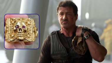 Expendables 4: Sylvester Stallone Flaunts His New Ring Designed For Upcoming Hollywood Actioner