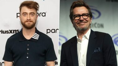 Harry Potter Star Daniel Radcliffe Recalls Being 'Starstruck' by Gary Oldman at the Age of 9