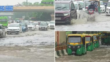 Delhi Monsoon 2021: National Capital Receives Highest Rainfall in a Month Since 2009
