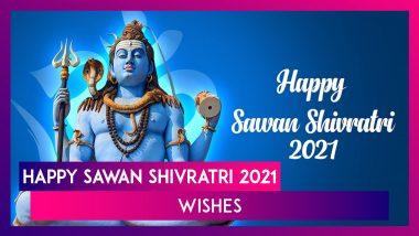 Happy Sawan Shivratri 2021 Wishes, WhatsApp Status, Images, Greetings to Share on Shravan Shivaratri